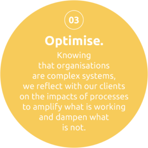Optimise - Thoughtsmiths